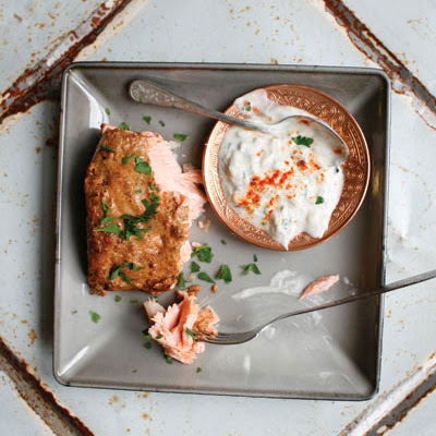 Tandoori Salmon (Yogurt-and-Spice-Marinated Salmon)