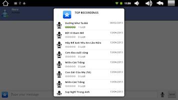 Screenshot of iKara - Sing Karaoke