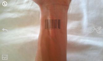 Screenshot of Tattoo Cam