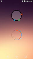 Screenshot of onca Clock Widget