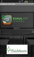 Screenshot of Heidekreis Schul-App
