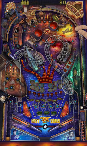 War Pinball HD - screenshot