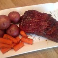 Guinness Slow Cooked Corned Beef