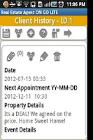 Screenshot of Real Estate Agent ON GO PRO
