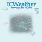 Mobile Weather Powered By NOAA icon