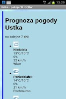 Screenshot of Ustka - pokoje