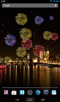 Screenshot of New year 2014 Live Wallpaper
