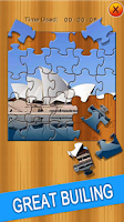 Screenshot of Jigsaw Puzzles
