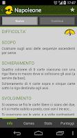 Screenshot of Italian Solitaire Pro