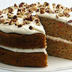 Applesauce Carrot Cake (7