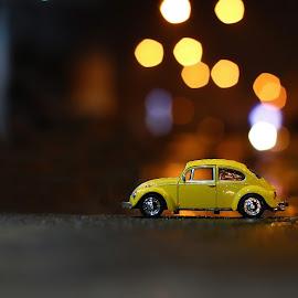 by Iwan Ramawan - Artistic Objects Toys
