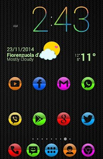 Pure - icon pack - screenshot