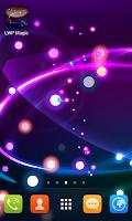 Screenshot of Live Wallpaper Magic