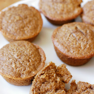 Pear-cardamom Brown Butter Muffins