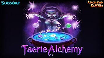 Screenshot of Faerie Alchemy HD (Free)