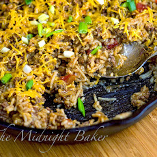 Fajita Rice Skillet Dinner