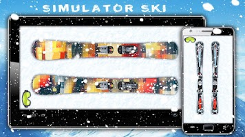 Screenshot of Simulator Ski