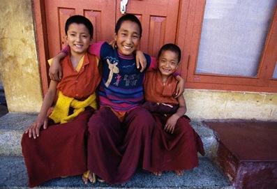 Sangha Inspires. Sikkim, India