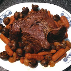 Pot Roast Made With Beer for the Pressure Cooker