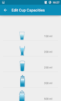 Screenshot of Hydrate Drink Water