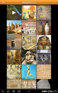 Britannica Kids: Ancient Egypt - screenshot