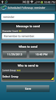 Screenshot of BizTexter Smart Text Marketing