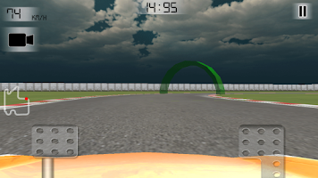 Screenshot of Track Speed Racing