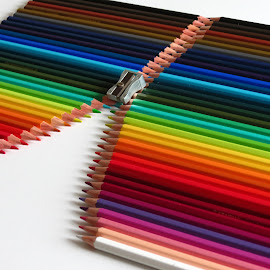 magic colors by Alessandra Belfanti - Artistic Objects Other Objects ( colors, artistic objects, pencils,  )
