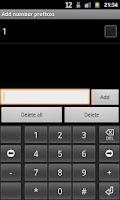 Screenshot of Call-Timer