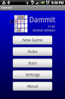 Screenshot of Dammit