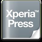 Xperia™ Press icon