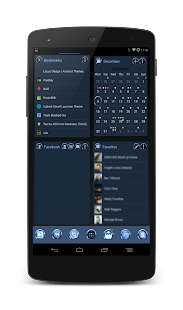 24Cr  Zircon APW Theme - screenshot
