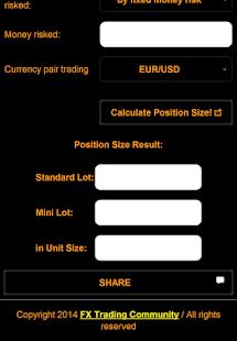 Forex smart tools calculator download