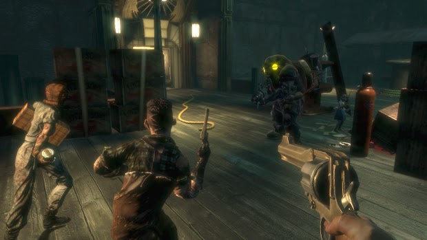 BioShock could have been 'tropical'