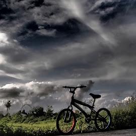 My Bike by Lucas Setyaputra - Transportation Bicycles