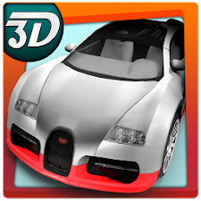 3D Racing Car Parking Game