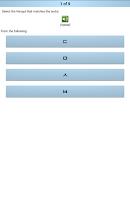 Screenshot of Hangul (Korean Alphabet)