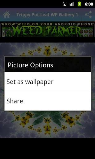 免費個人化App|Trippy Pot Leaf Wallpapers|阿達玩APP