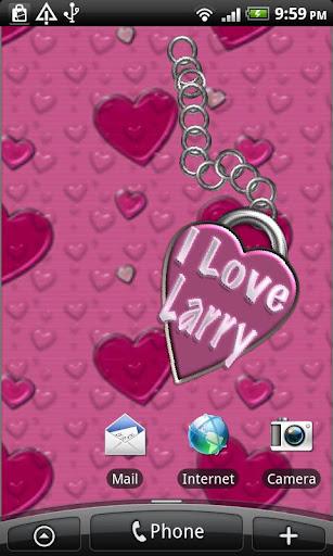 I Love Larry