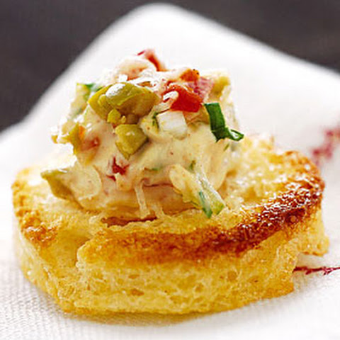 10 Best Olive Cheese Canapes Recipes | Yummly