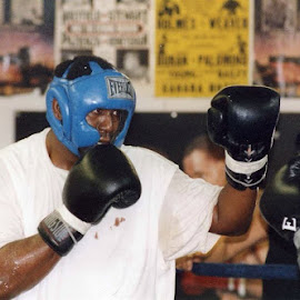 Charles Shufford by Stephen Jones - Sports & Fitness Boxing