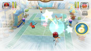 Screenshot of Ace of Tennis