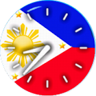 Pinoy Clock Widget free icon