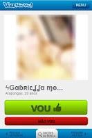 Screenshot of Vou, Não Vou!