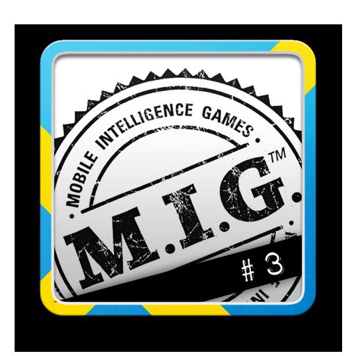 MIG 3 - Frågespel 益智 App LOGO-硬是要APP