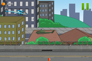 Screenshot of Helicopter Rush Mega Plague