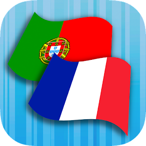 French Portuguese Translator Icon