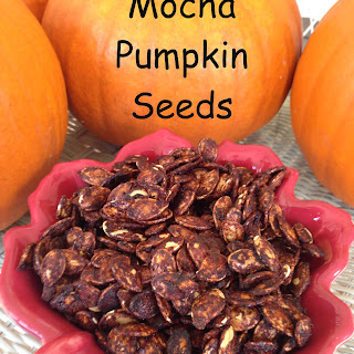 Mocha Pumpkin Seeds