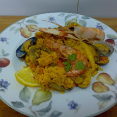 Easy Mixed Paella