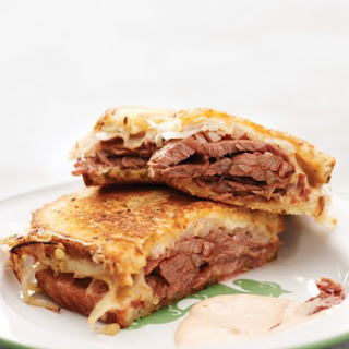 Reuben Sandwich Without Sauerkraut Recipes